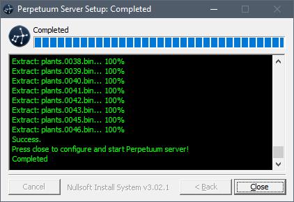 Strandalone server installer